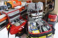Schulsanitätsdienst ausrüstung  Material - Ortsverein Sulingen